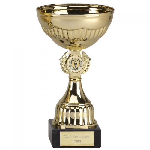 Geneva8 Gold Presentation Cup Gold 8.25 Inch