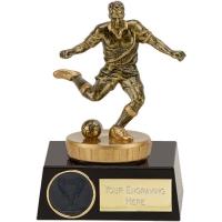 Meridian Football Trophy Awarder Flexx - AGGT - 4 3/8 (11cm)- New 2018