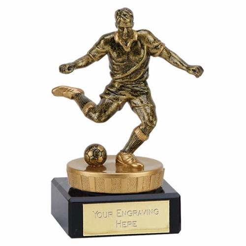 Classic Flexx Footballer Football Trophy