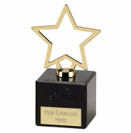 Galaxy Gold Star Gold 4 7/8 Inch