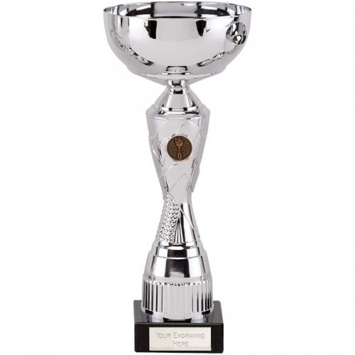 Henley Presentation Cup Silver 9 5/8 Inch