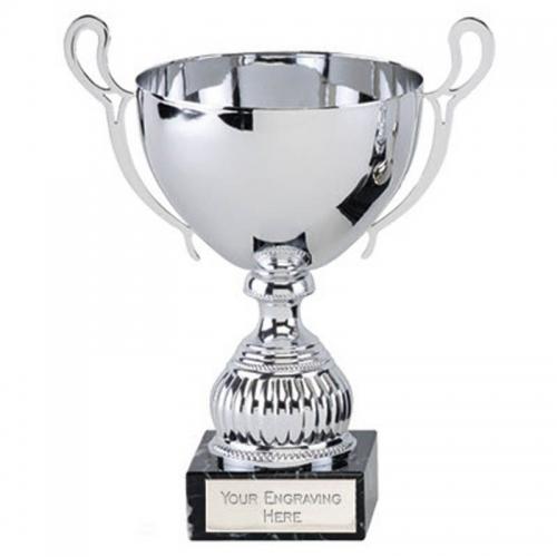 Brisbane Presentation Cup Silver 7.5 inch