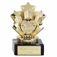 Five Star Gold Award Gold 3 .75 Inch