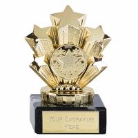 Five Star Gold Award Gold 3 .75 Inch