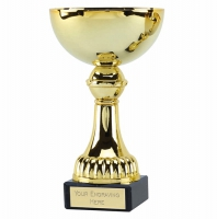 Nordic5.5 Gold Presentation Cup Gold 5.5 Inch