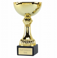 Nordic6 Gold Presentation Cup Gold 6.5 Inch