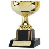 Westbury5.5 Gold Presentation Cup Gold 5.5 Inch