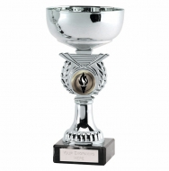 Crusader8 Silver Presentation Cup Silver 8 inch