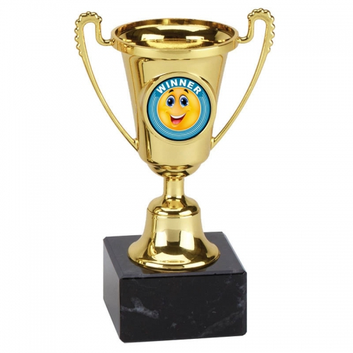 Moment Cup 'Winner' Award - Gold - 5.5 inch (14cm) - New 2018