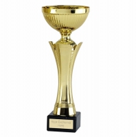 Equity Gold Presentation Cup * - Gold - 9.25 inch (23.5cm) - New 2018