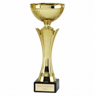 Equity Gold Presentation Cup * - Gold - 10 inch (25.5cm) - New 2018