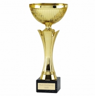 Equity Gold Presentation Cup * - Gold - 10.75 inch (27cm) - New 2018