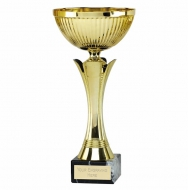 Equity Gold Presentation Cup * - Gold - 11.75 inch (30cm) - New 2018