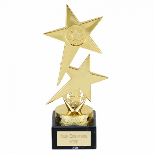 Pole Star Gold 7 1 8 Inch (18cm) : New 2019