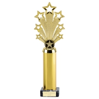 Fanfare Star Gold 10.75 Inch (27cm) : New 2019