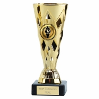 Diamond Cup Gold 6 Inch (15cm) : New 2019