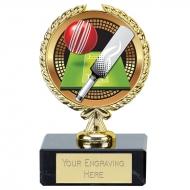 Gold Cricket Award 3.5 Inch (9cm) : New 2019