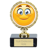 Smiley Face Award 3.5 Inch (9cm) : New 2019