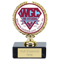 Bespoke Football Award 3.5 Inch (9cm) : New 2019