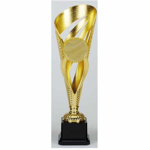 Grand Voyager Presentation Cup Trophy Award Gold 12.5 Inch (31.5cm) : New 2020