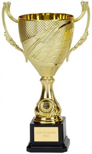 Canberra Presentation Cup Trophy Award Gold 8 7/8 Inch (22.5cm) : New 2020