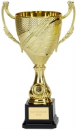 Canberra Presentation Cup Trophy Award Gold 10.75 Inch (27cm) : New 2020