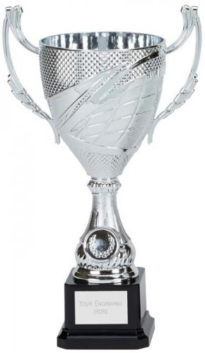 Canberra Presentation Cup Trophy Award Silver 8 7/8 Inch (22.5cm) : New 2020