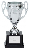 Perth Presentation Cup Trophy Award Silver 7 Inch (17.5cm) : New 2020