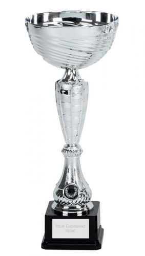 Wave Presentation Cup Trophy Award 15.75 Inch (40.5cm) : New 2020
