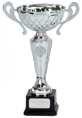 Tweed Presentation Cup Trophy Award with Handles 12.75 inch (32.5cm) : New 2020