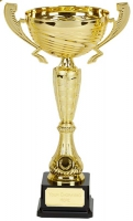 Surge Gold Presentation Cup Trophy Award 14 3/8 Inch (36.5cm) : New 2020