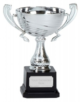 Motion Silver Presentation Cup Trophy Award 7.5 Inch (19cm) : New 2020