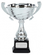 Motion Silver Presentation Cup Trophy Award 8.5 Inch (21.5cm) : New 2020