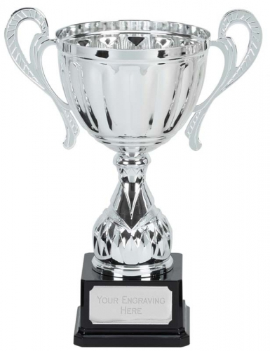 Link Track Trophy Award Silver Presentation Cup Trophy Award 12 Inch (30.5cm) : New 2020
