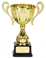 Link Track Trophy Award Gold Presentation Cup Trophy Award 10.5 Inch (26.5cm) : New 2020