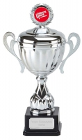 Link Orion Silver Presentation Cup Trophy Award 17.5 Inch (44cm) : New 2020