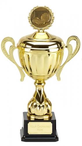 Link Orion Gold Presentation Cup Trophy Award 13 7/8 Inch (34.5cm) : New 2020