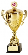 Link Prestige Gold Presentation Cup Trophy Award 12.75 Inch (32.5cm) : New 2020