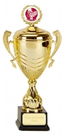 Link Prestige Gold Presentation Cup Trophy Award 15 inch (38cm) : New 2020