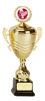 Link Prestige Gold Presentation Cup Trophy Award 18.75 Inch (47.5cm) : New 2020