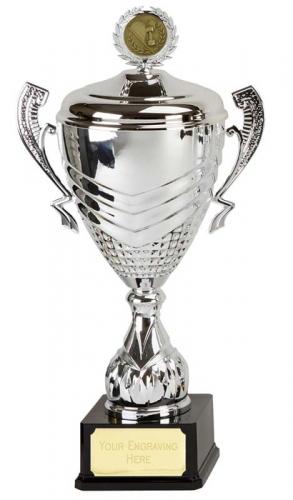 Link Prestige Silver Presentation Cup Trophy Award 21 Inch (53cm) : New 2020