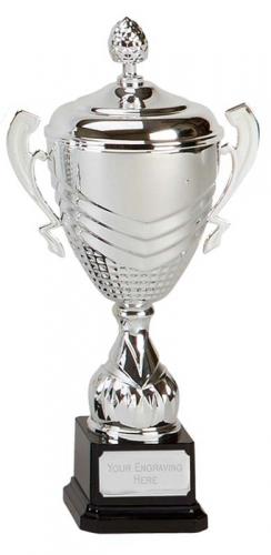Link Apex Silver Presentation Cup Trophy Award 11.75 Inch (30cm) : New 2020