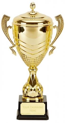 Link Apex Gold Presentation Cup Trophy Award 18.75 Inch (47.5cm) : New 2020