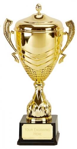 Link Apex Gold Presentation Cup Trophy Award 21 Inch (53cm) : New 2020