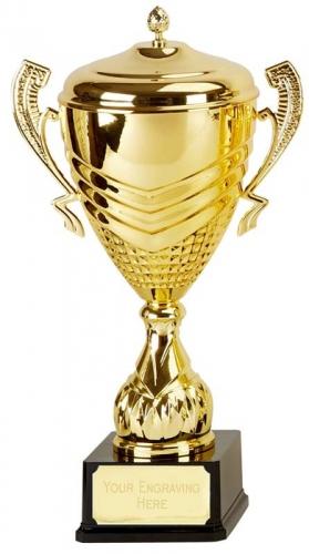 Link Apex Gold Presentation Cup Trophy Award 22 3/8 Inch (56.5cm) : New 2020