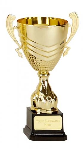 Link Gold Presentation Cup Trophy Award 9.75 Inch (24.5cm) : New 2020