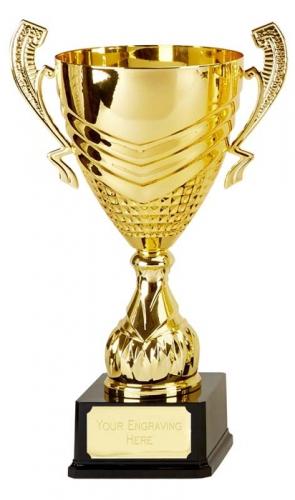 Link Gold Presentation Cup Trophy Award 19.25 Inch (48.5cm) : New 2020
