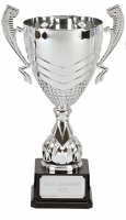 Link Silver Presentation Cup Trophy Award 15 5/8 Inch (39.5cm) : New 2020
