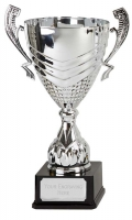 Link Silver Presentation Cup Trophy Award 19.25 Inch (48.5cm) : New 2020