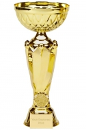 Tower Tweed Gold Presentation Cup Trophy Award 10 7/8 Inch (27.5cm) : New 2020